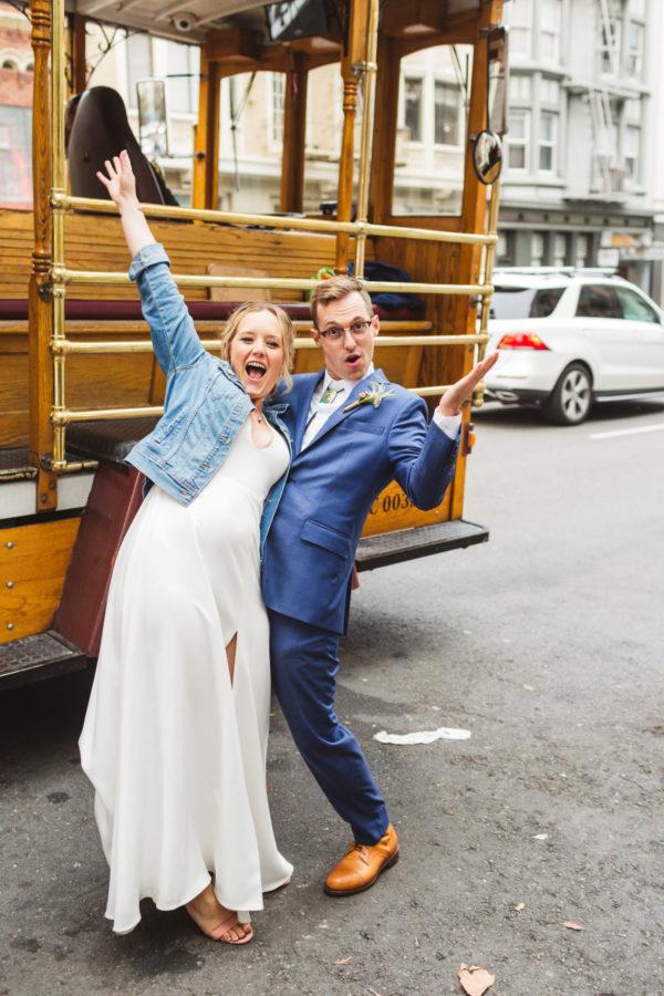 Intimate Stern Grove Wedding in San Francisco Zoe Larkin Photography26