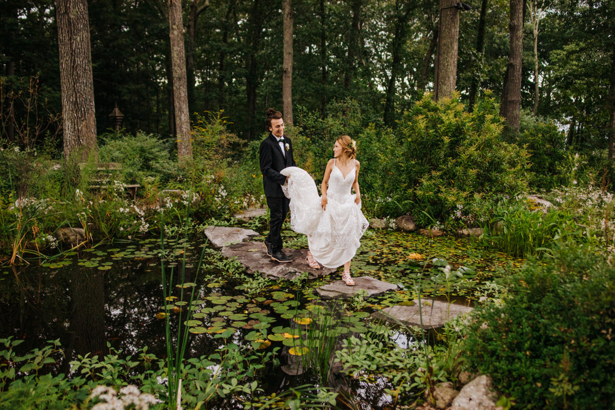 Lakeside Glamping Wedding Inspiration Allie Dearie Photography02