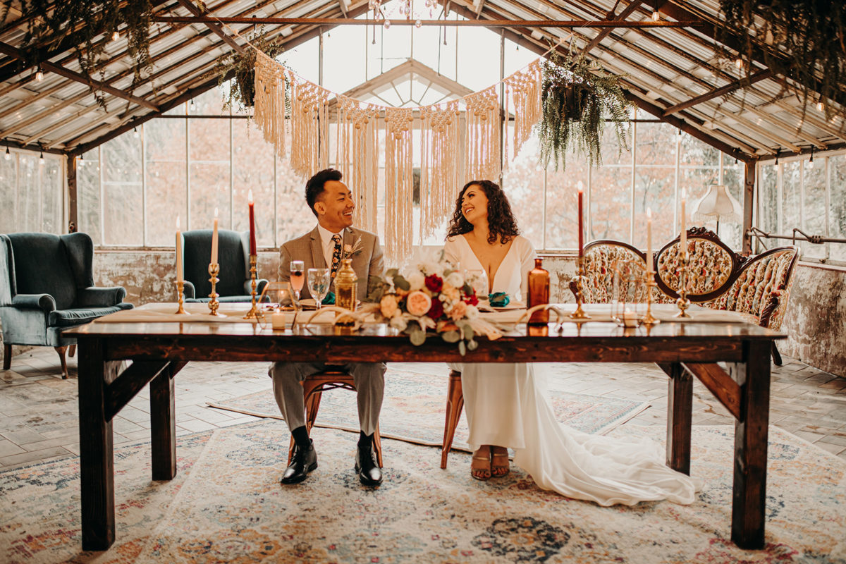 Whimsical Bohemian Wedding Inspiration in Pennsylvania Fox + Ivy Photography26