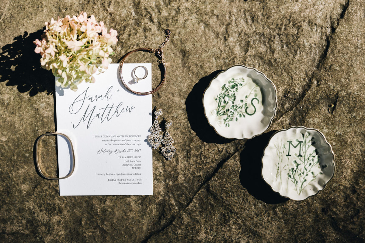 Elegant and Vintage Ontario Wedding Olivia Van Dyke01