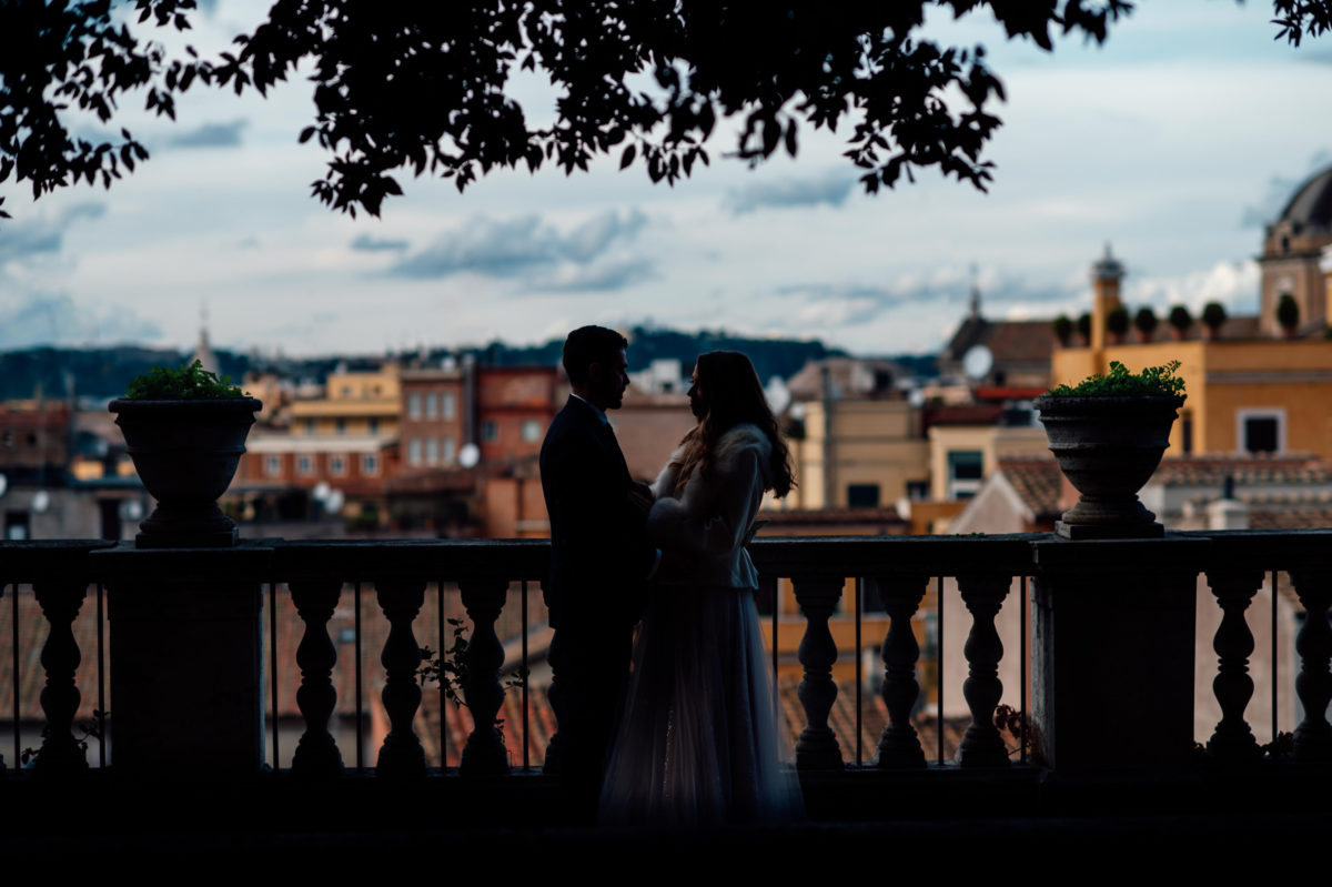 Intimate Old World Wedding in Rome17