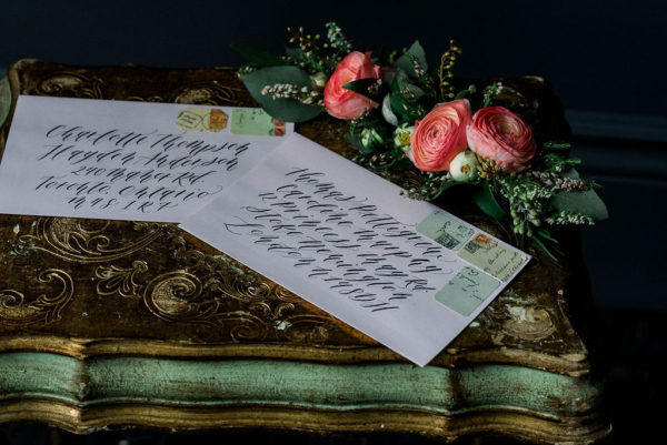 Romantic Poetry Bridal Session Inspiration Wreath and Rose Photography12