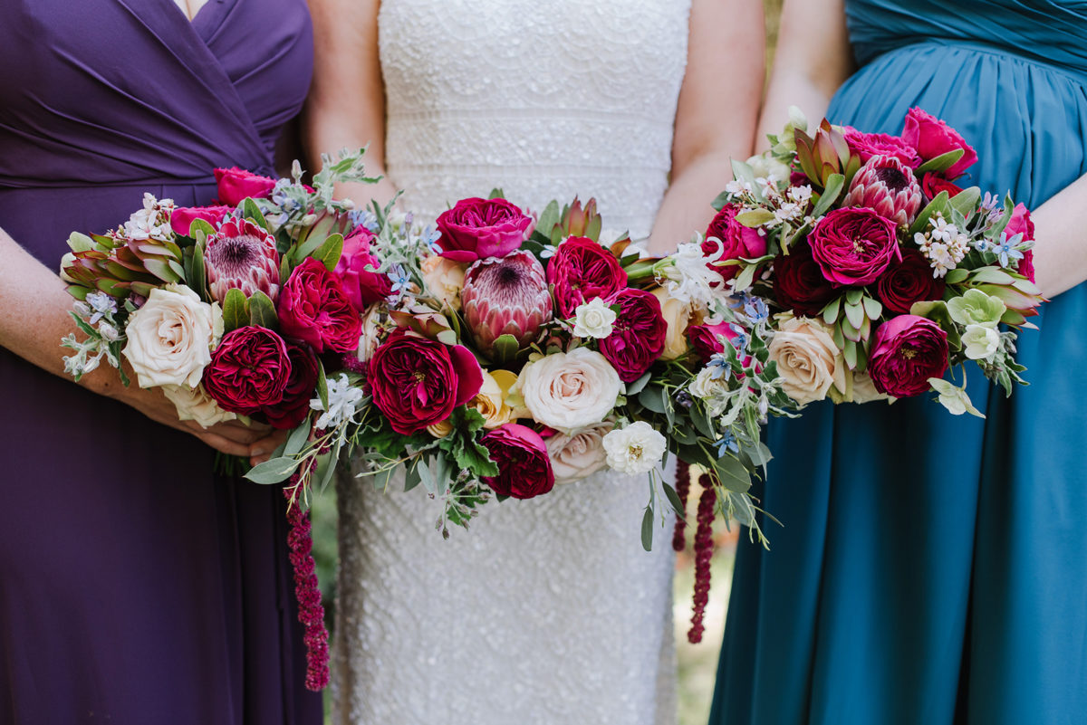 Classic Jewel Toned Wedding in California Nikkels Photography11